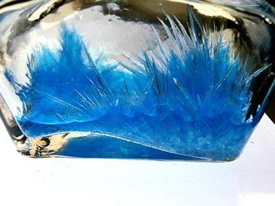 青色結晶育成/きらら舎