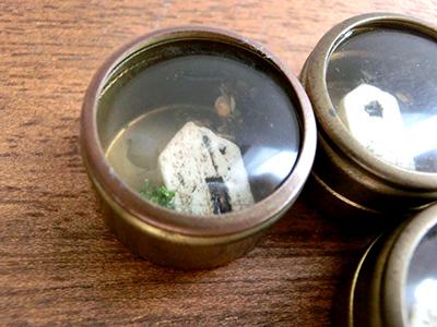真鍮缶の中の風景/きらら舎