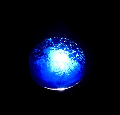 コイン型ライト銀河アダプタ