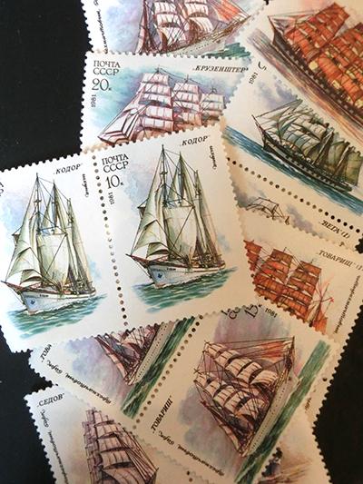アメリカ 201ラッキーバッグセール2015/切手箱