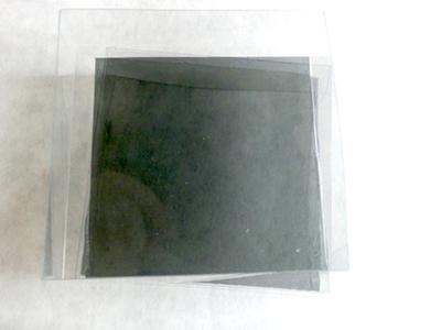 偏光観察箱/鉱物レシピ059P
