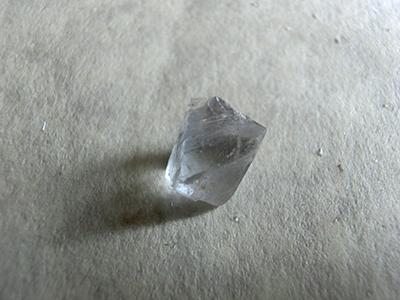 蛍石八面体劈開/鉱物レシピ060P
