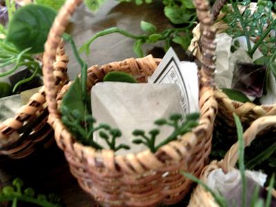 蛍石の小さなピクニック仕様