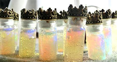 虹標本(液晶)