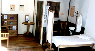 ドールカフェ 診療室