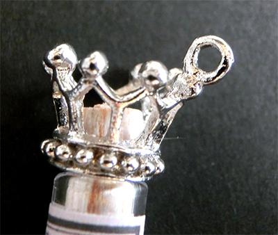 ミニチュア試験管の王冠/きらら舎