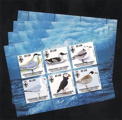 切手フェア 2016winter/きらら舎