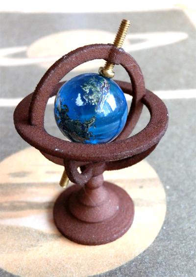 地球のグラスマーブル/きらら舎