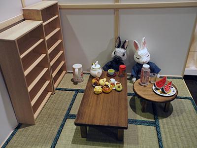 ミニチュアカフェ・ドールカフェ『実験室』