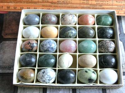 鉱物卵ネストボックス ルーチカコラボ