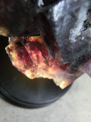 ナミビア蛍石/きらら舎
