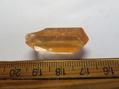 オレンジ水晶/きらら舎