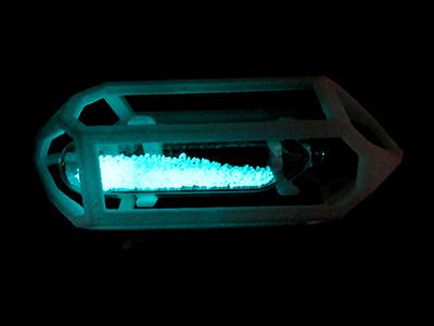 水晶型ホルダー標本/きらら舎