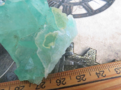 南アフリカ産蛍石/きらら舎