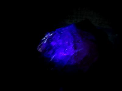 イリノイ州産蛍石/きらら舎