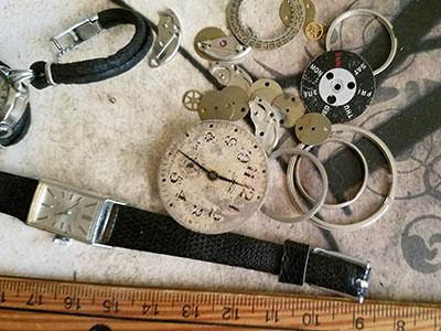 時計ムーブメントセット/きらら舎
