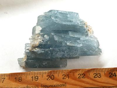 青色重晶石/きらら舎