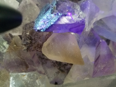 イリノイ州産蛍石チップセット/きらら舎