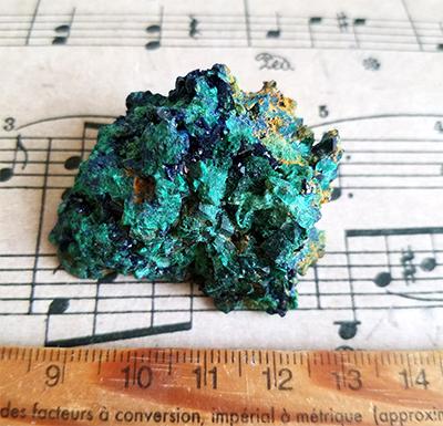 藍銅鉱/きらら舎藍銅鉱