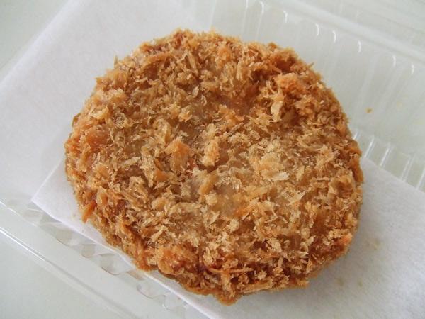 カツ/イベリコ豚のメンチカツ[大丸B1F KAKIYASU DINING(柿安ダイニング)]