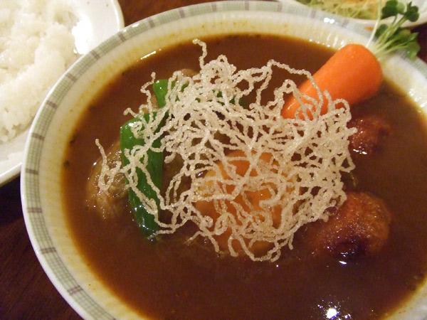 スープカレー/ロールキャベツのスープカリー[カリーハウスGARI]