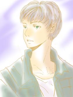 男の子をかっこよく描くのは難しい
