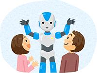 イラスト ロボット