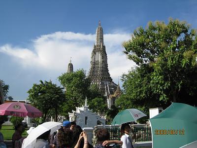 バンコク(暁の寺1)