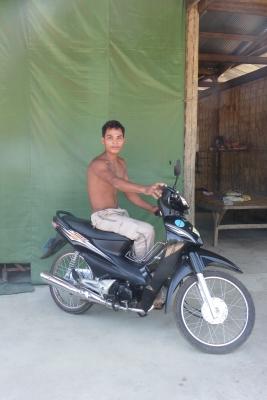 バイク買った!