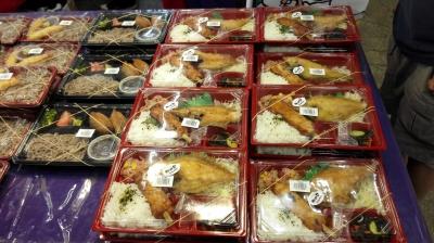島根の美味しいものを集めた島根弁当