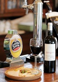 スペインワインで乾杯!!