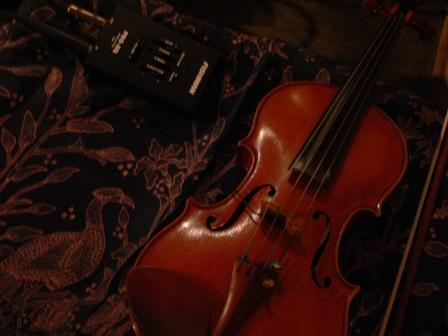 ごう君のヴァイオリン!