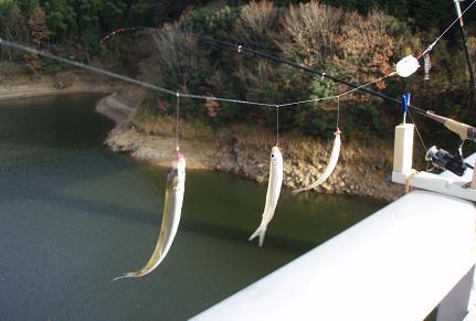 2008ワカサギ釣り始動!