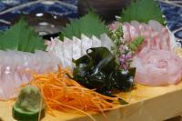 米倉鮮魚店のお刺身