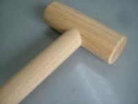 鯛のかぶと焼 木槌