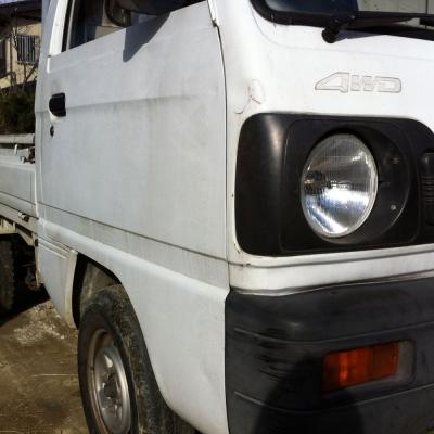 スズキキャリイDB51T 4WD