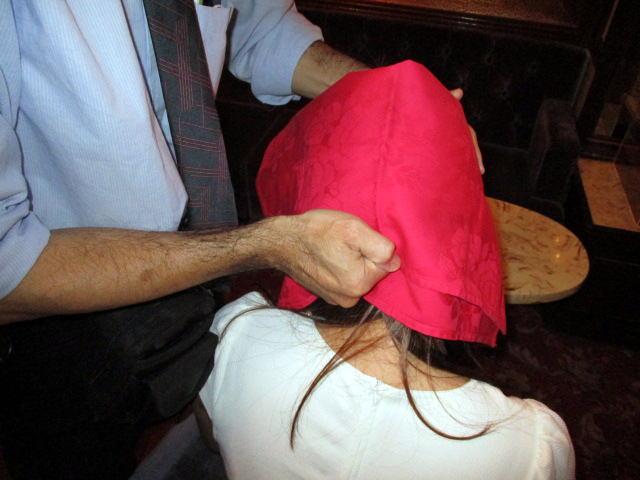 首の症状を改善