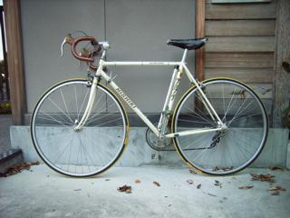 NISHIKIのロードバイク