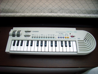 Casio GZ5