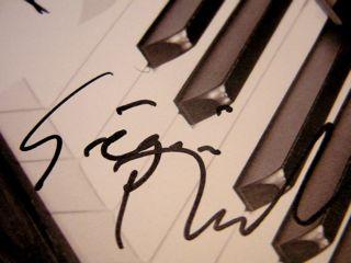 グレゴアのサイン