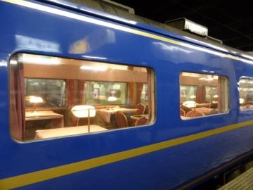 札幌駅食堂車