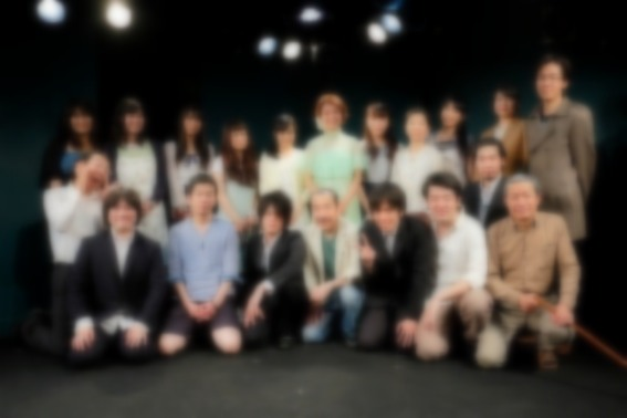 櫻の園集合写真
