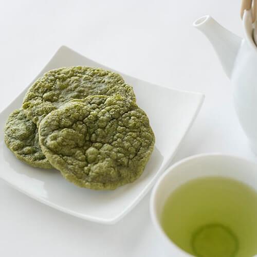 抹茶海老煎餅とお茶の詰合せ.jpg