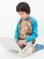 子どもパソコンイメージ