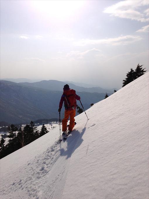 スキー ヤマボク