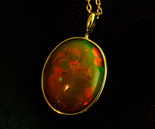 EARTH ART OPAL