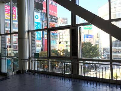 渋谷駅連絡通路