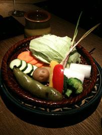農園野菜のバーニャカウダー.jpg