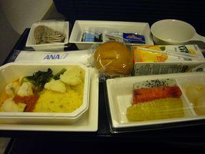 ANA機内食3