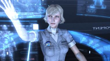 インテリお姉さん秘書エレナ(27歳 DARPA研究員)